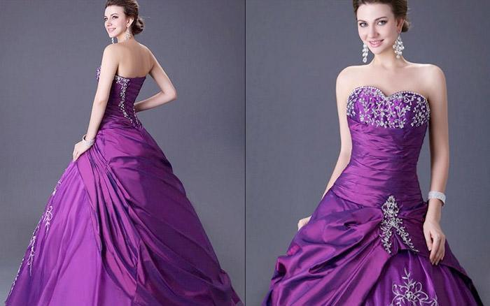Фиолетовый цвет в одежде. Как создать эффектный и элегантный образ