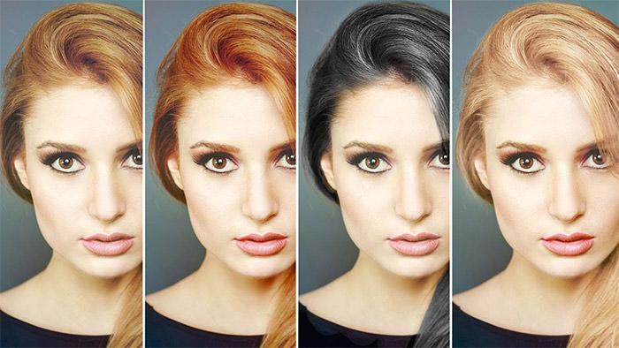 Тонкости окрашивания волос. Правила использования краски