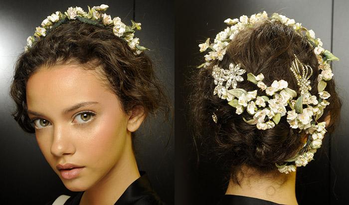 Романтичная причёска в греческом стиле. Почувствуй себя богиней