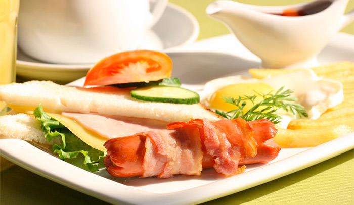 Рецепты на завтрак в домашних условиях 241