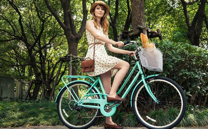 Велосипед — лучшее средство для укрепления здоровья
