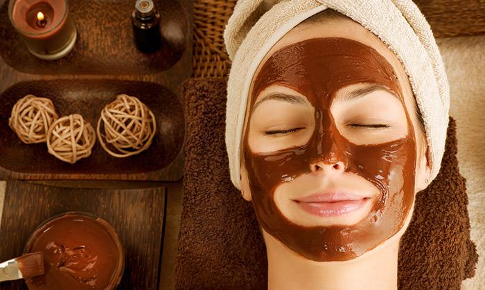 Невероятный эффект применения шоколадной маски для кожи лица