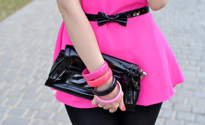 Неоновый цвет в одежде. Будь яркой
