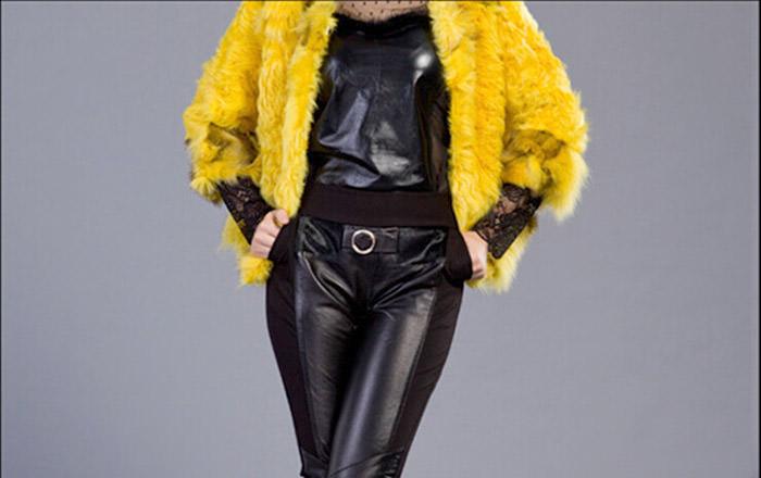 Кожаные брюки. Стильный образ на все случаи жизни