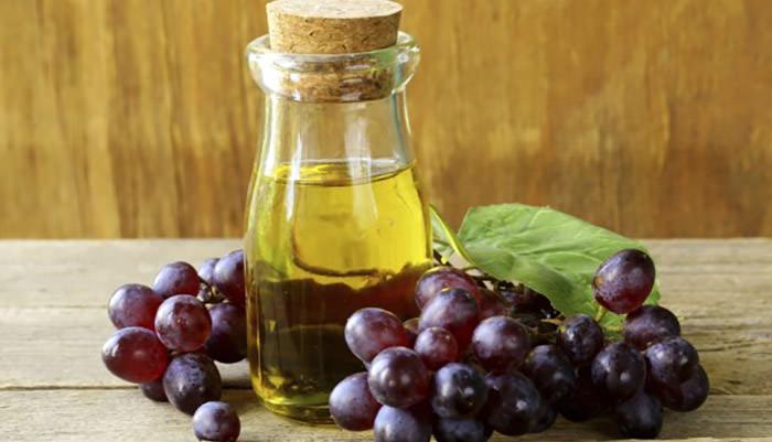Масло виноградных косточек для красоты и здоровья кожи лица и тела