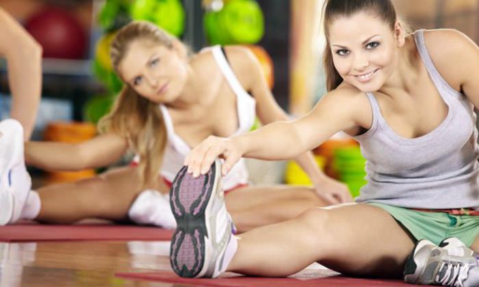 Комплекс простых упражнений для стройных ног