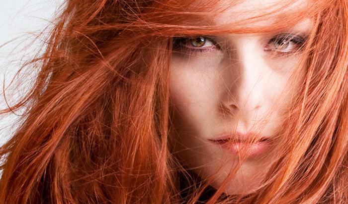 Идеальный макияж для рыжеволосых бестий