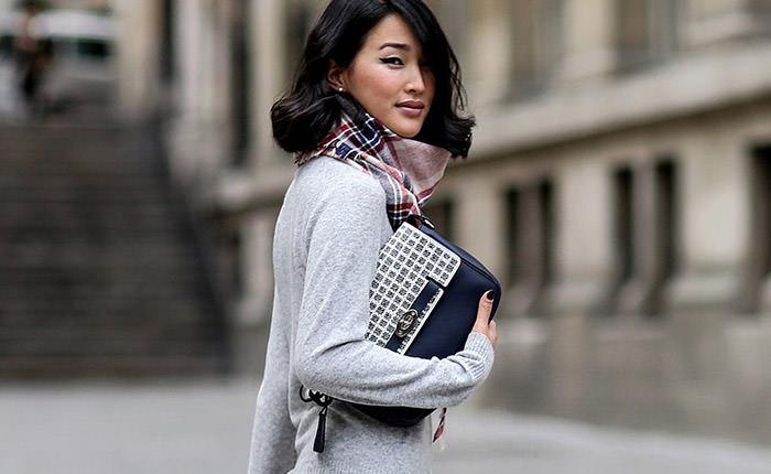Серый цвет в одежде. Необычные цветовые решения