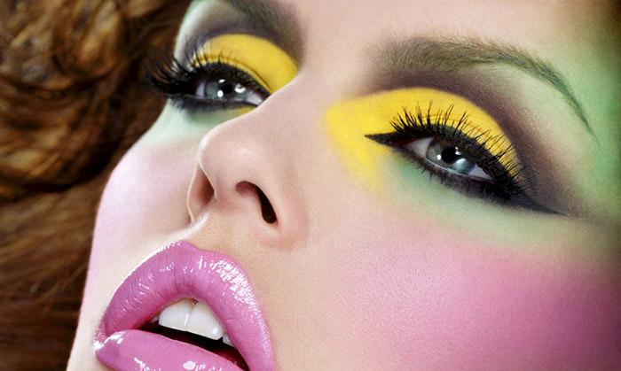 Глупые ошибки в выборе цветовой гаммы макияжа