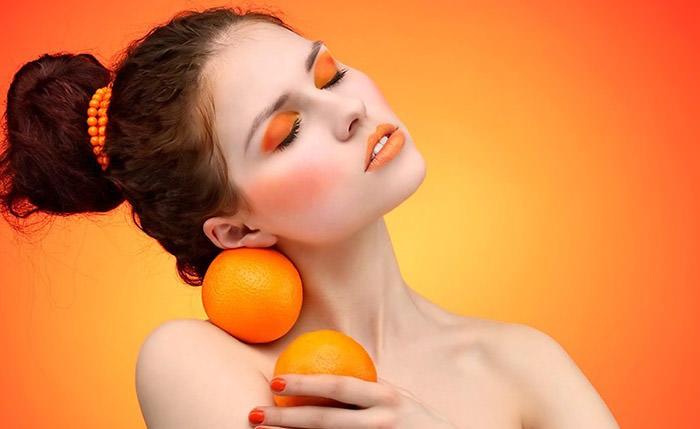 Апельсиновая маска для совершенной кожи лица. Непревзойдённый эффект