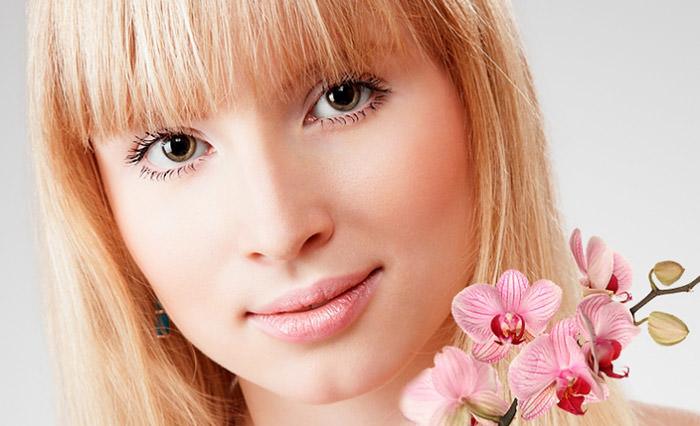 Пилинг кожи лица без дорогостоящих средств