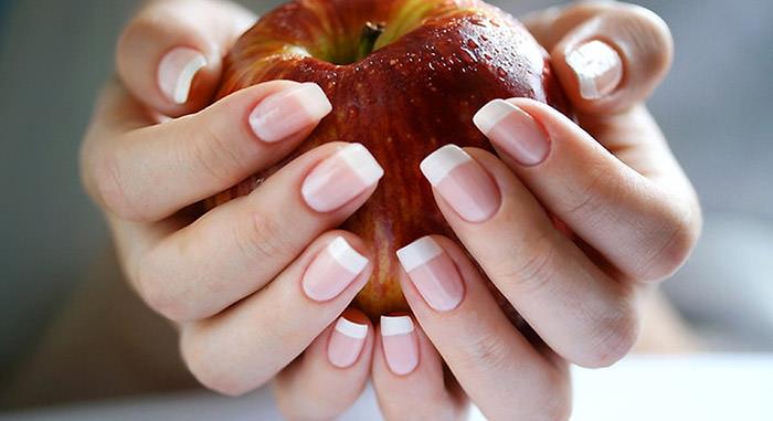 Домашние средства для укрепления ногтей