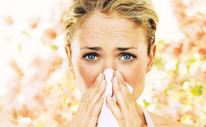 Спасаемся от сезонной аллергии домашними средствами
